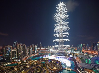 New Year Holidays In UAE